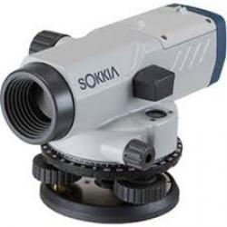 Нивелир Sokkia B 40A Увеличение 24x, Точност 2.0 mm/km